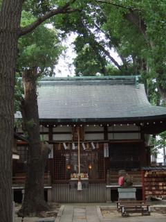 安倍晴明神社1