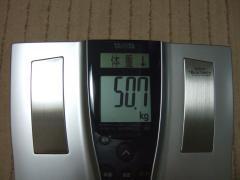 回復3日夜体重