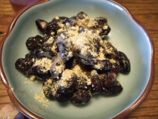 黒豆納豆+野草酵素アップ
