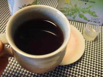 たんぽぽコーヒーのお味は