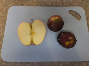 りんごといちじく