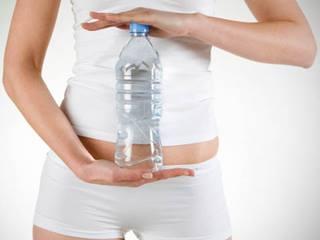 断食中の水不足