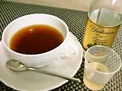 3日目しょうが紅茶