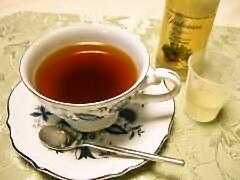 しょうが紅茶1