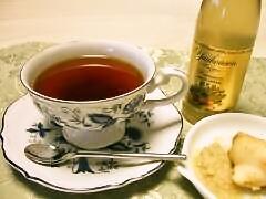 しょうが紅茶作り方