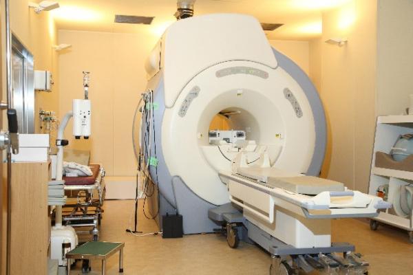 大病院でMRI検査